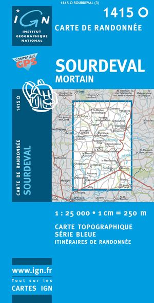 Sourdeval / Mortain