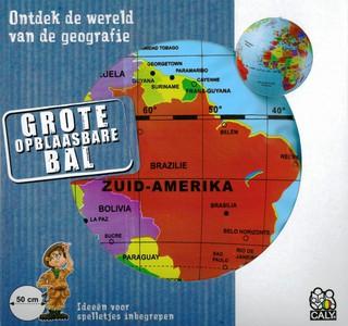 Opblaasbare bol 50 politiek maxi