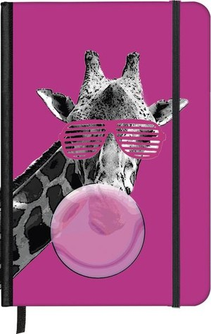 Cool Giraffe soft touch small