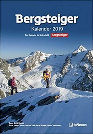 Bergsteiger Kalender 2019