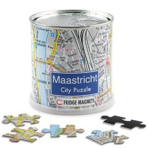 Maastricht city puzzel magnetisch