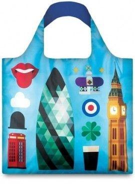 London Tote Bag Loqi