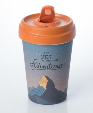 Mountain Adventure Bamboo cup