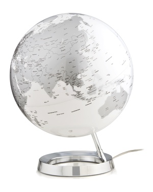 Bright Chrome Atmosphere 30 Cm Licht