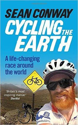 Cycling The Earth, Sean Conway