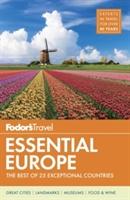 Fodor's Essential Europe