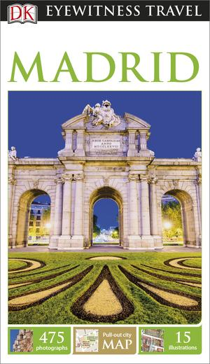 Dk Eyewitness Travel Guide Madrid