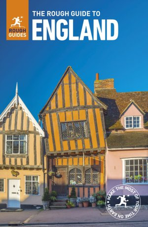 Rough Guide To England (travel Guide)