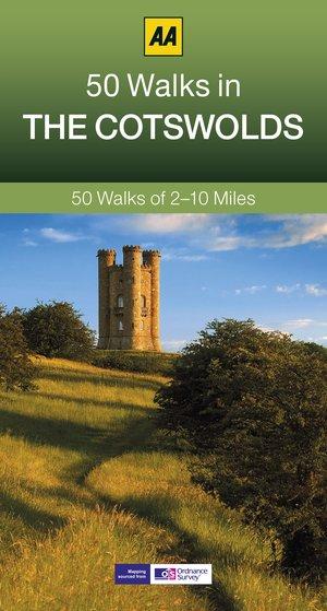 50 Walks In Cotswolds