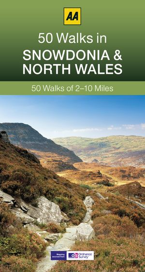 50 Walks In Snowdonia