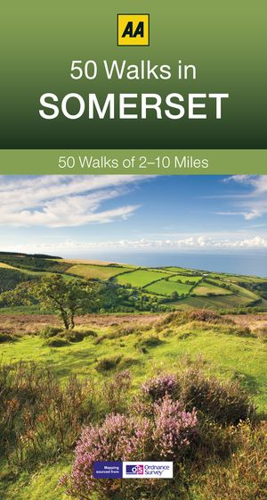50 Walks In Somerset