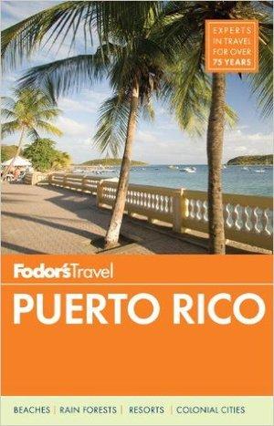 Puerto Rico Fodor's Guide