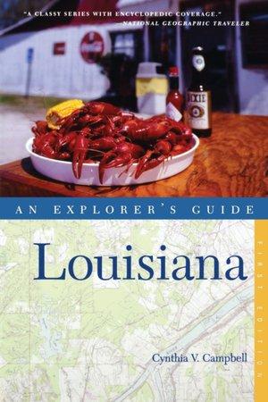 Explorer's Guide Louisiana