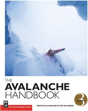 Avalanche Handbook Mountaineers Lawine handboek