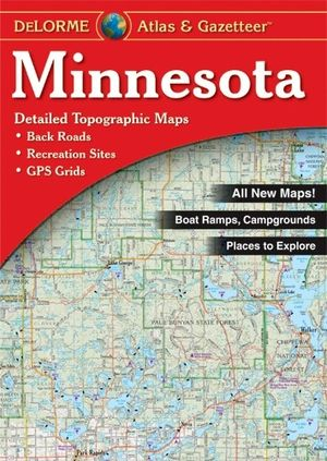 Minnesota Atlas & Gazetteer