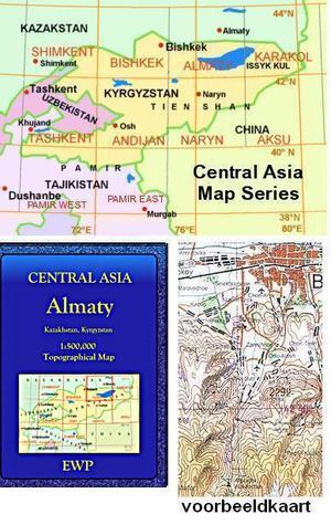 Almaty 1:500.000