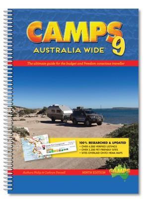 Camps Australië Wide 9 A4