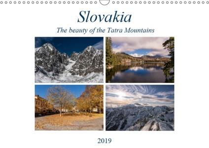 Slovakia - The Beauty Of The Tatra Mountains 2019