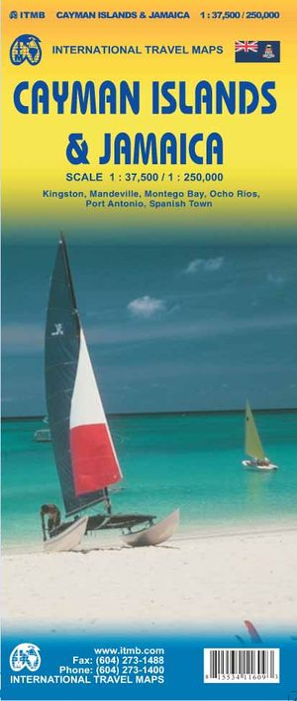 Cayman Islands And Jamaica