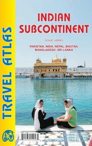 Indiaas subcontinent atlas