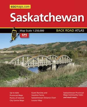 Saskatchewan Road Atlas Mapart