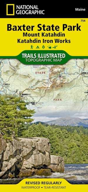 Baxter State Park/mount Katahdin