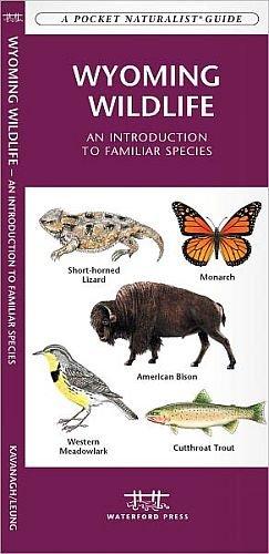 Wyoming Wildlife Waterford Press