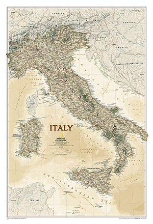 Italy Executive, Laminated