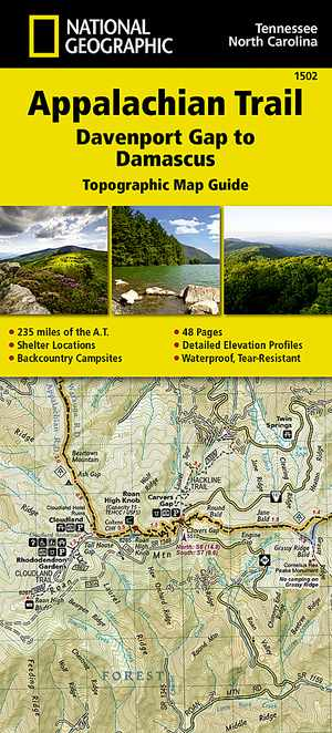 Appalachian Trail - Davenport Gap-Damascus