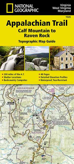 Appalachian Trail - Calf Mt-Raven Rock