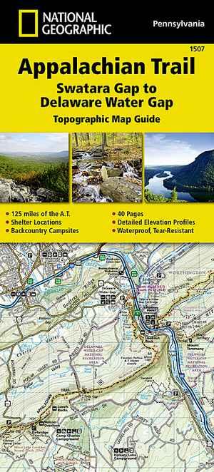 Appalachian Trail - Swatara Gap-Delaware WG /PA