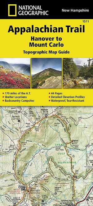 Appalachian Trail - Hanover-Mt Carlo /NH