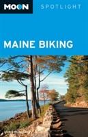 Moon Spotlight Maine Biking