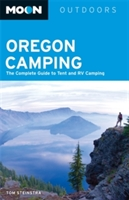 Moon Oregon Camping (fourth Edition)