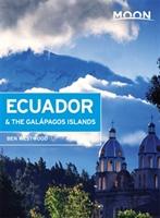 Moon Ecuador & The Galapagos Islands (6th Ed)