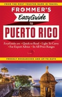 Frommer's Easyguide To Puerto Rico