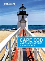 Moon Cape Cod, Martha's Vineyard & Nantucket (4th Ed)