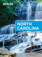 Moon North Carolina (6th Ed)