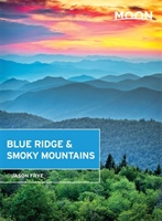 Moon Blue Ridge & Smoky Mountains (2nd Ed)