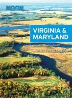 Moon Virginia & Maryland, 2nd Edition