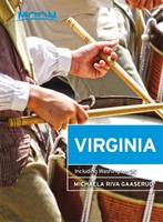 Moon Virginia, Seventh Edition