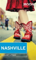 Moon Nashville (third Edition)