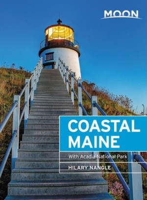 Moon Coastal Maine (seventh Edition)