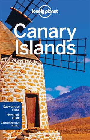 Lonely Planet Canary Islands dr 6