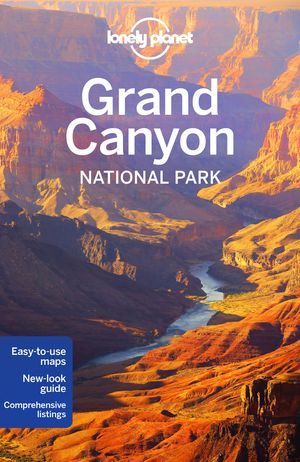 Lonely Planet Grand Canyon National Park dr 4