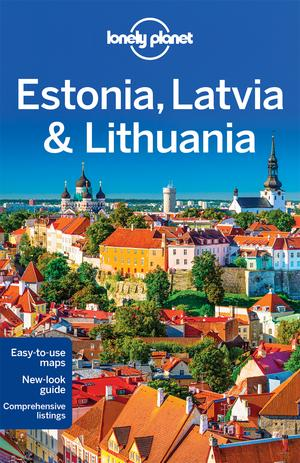 Lonely Planet Estonia, Latvia & Lithuania dr 7
