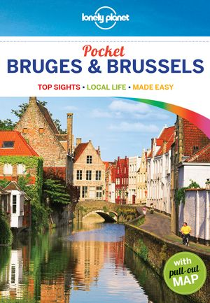 Lonely Planet Pocket Bruges & Brussels dr 3