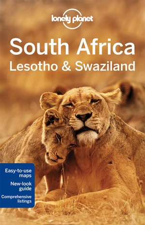 Lonely Planet South Africa, Lesotho & Swaziland dr 10