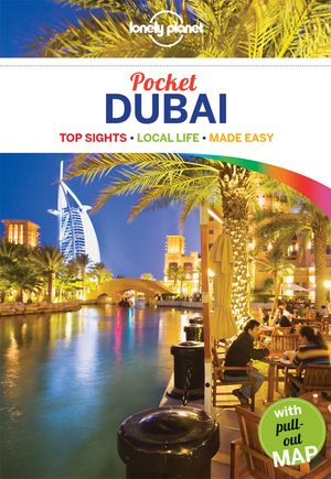 Lonely Planet Pocket Dubai dr 4