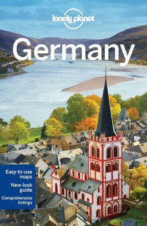 Lonely Planet Germany dr 8